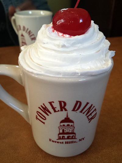 Tower Diner, New York